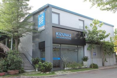 Văn phòng khu công nghiệp KIZUNA 1, 2, 3, Cần Giuộc, Long An